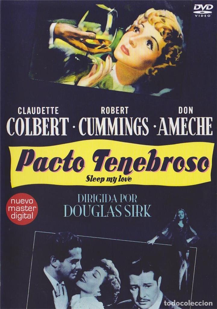 PACTO TENEBROSO (SLEEP, MY LOVE) (Cine - Películas - DVD)
