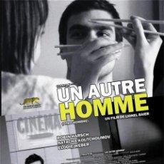 Cine: OTRO HOMBRE (UN AUTRE HOMME). Lote 152391996