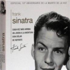 Cine: PACK FRANK SINATRA - ESPECIAL 10ª ANIVERSARIO. Lote 150925105