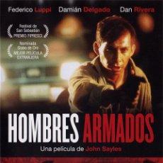 Cine: HOMBRES ARMADOS (MEN WITH GUNS). Lote 150925773