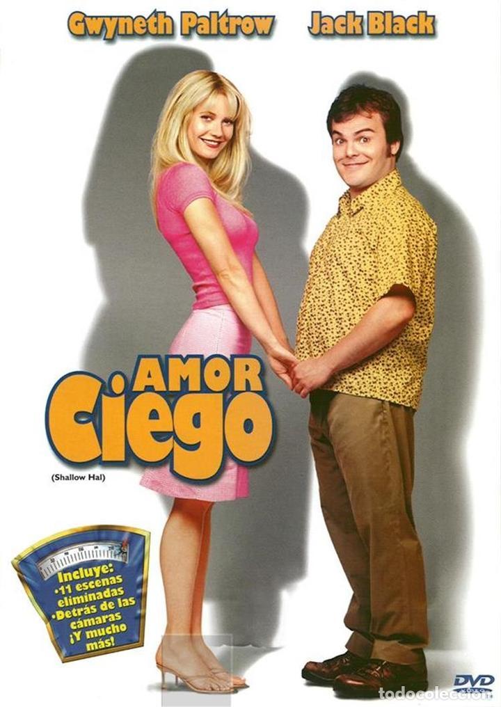 AMOR CIEGO (Cine - Películas - DVD)