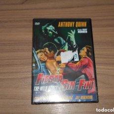 Cine: FIESTA SIN FIN DVD ANTHONY QUINN NUEVA PRECINTADA. Lote 187460555