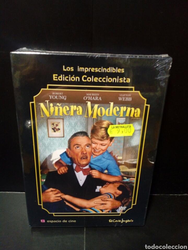 NIÑERA MODERNA DVD (Cine - Películas - DVD)