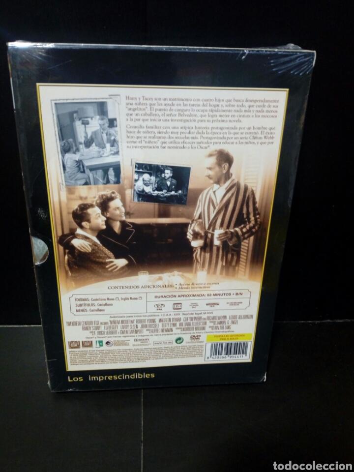 Cine: niñera moderna DVD - Foto 2 - 150949086