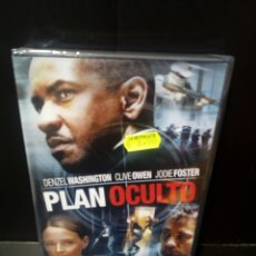 Cine: PLAN OCULTO DVD. Lote 150988664