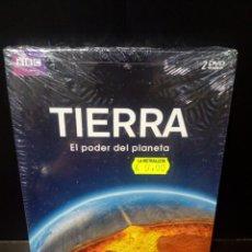 Cine: TIERRA DVD DOCUMENTAL. Lote 150989394
