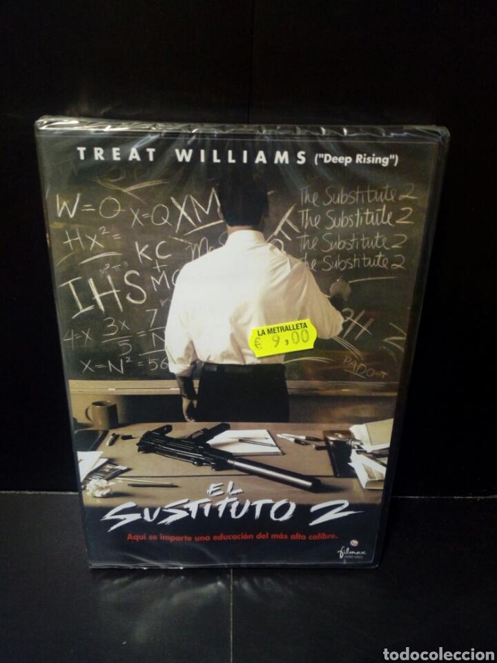 EL SUSTITUTO 2 DVD (Cine - Películas - DVD)