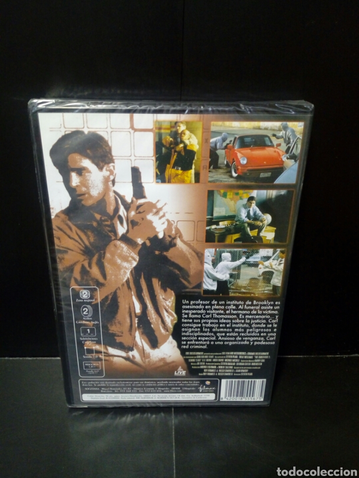 Cine: El sustituto 2 DVD - Foto 2 - 150992001