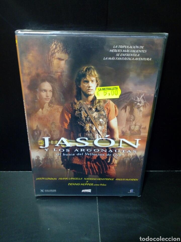 JACKSON Y LOS ARGONAUTAS EN BUSCA DEL VELLOCINO DE ORO DVD (Cine - Películas - DVD)