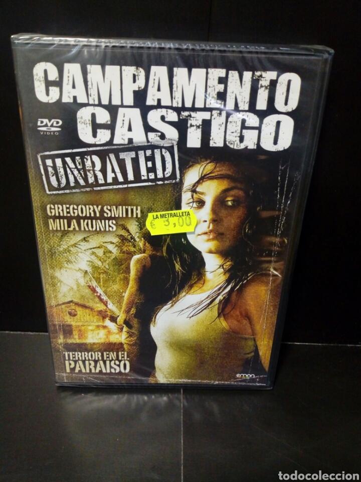 CAMPAMENTO CASTILLO DVD (Cine - Películas - DVD)