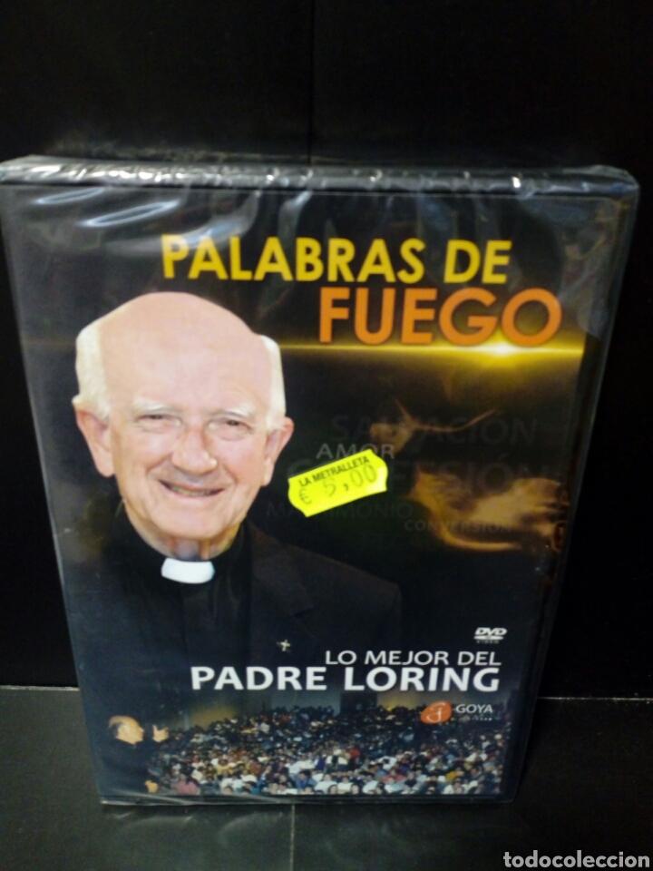 PALABRA DE FUEGO LO MEJOR DEL PADRE LORING DVD DOCUMENTAL (Cine - Películas - DVD)