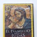 Cine: DVD NATIONAL GEOGRAPHIC EL EVANGELIO PERDIDO DE JUDAS. SIN DESPRECINTAR. Lote 151092554