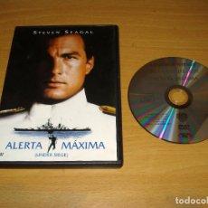 Cine: ALERTA MÁXIMA (STEAVEN SEAGAL). PELÍCULA DVD. AÑO 1992. BARCODE: 7321926124209. Lote 151114730