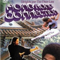 Cine: HONG KONG CONNECTION JIM KELLY . Lote 151229782