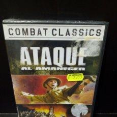 Cine: ATAQUE AL AMANECER DVD. Lote 151360996