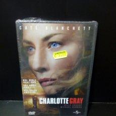 Cine: CHARLOTTE GRAY DVD. Lote 151361329