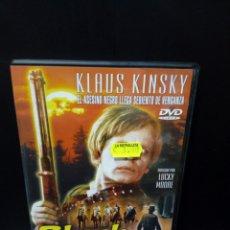 Cine: BLACK KILLER DVD. Lote 151361416