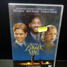Cine: LA LEYENDA DE BAGGER VANCE DVD. Lote 151361764