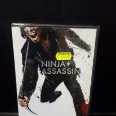 Cine: NINJA ASSASSIN DVD. Lote 151362248