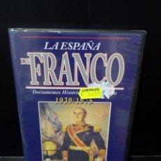 Cine: LA ESPAÑA DE FRANCO DVD DOCUMENTAL. Lote 151363185