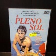 Cine: A PLENO SOL DVD. Lote 151363518