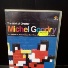 Cine: MICHEL GONDRY DVD. Lote 151364010