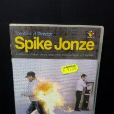 Cine: SPIKE JONZE DVD. Lote 151364106
