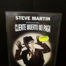 Cine: CLIENTE MUERTO NO PAGA DVD. Lote 151364213