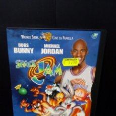 Cine: SPACE JAM DVD. Lote 151364313