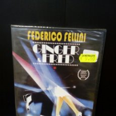 Cine: GINGER & FRED DVD. Lote 151364661