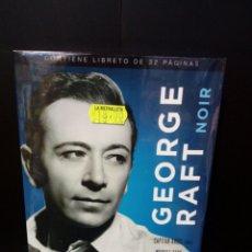 Cine: GEORGE RAFT NOIR DVD. Lote 151365210
