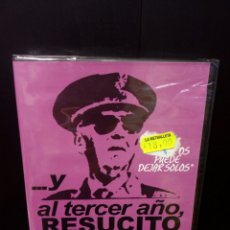 Cine: Y AL TERCER AÑO RESUCITÓ DVD. Lote 151365377