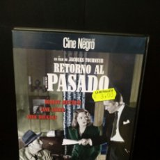 Cine: RETORNO AL PASADO DVD. Lote 151365833