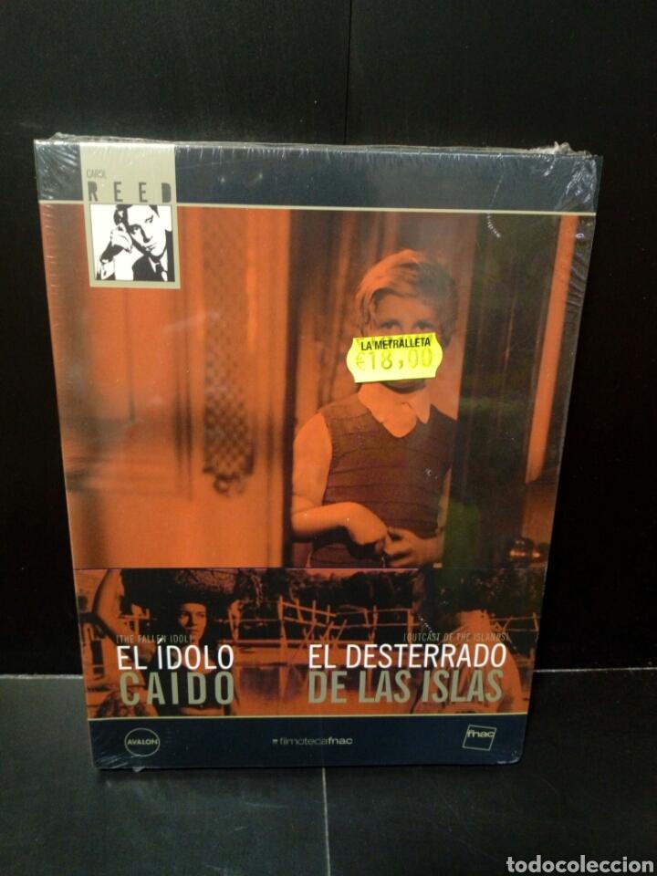 EL ÍDOLO CAÍDO- EL DESTERRADO DE LAS ISLAS- DVD FILMOTECA FNAC (Cine - Películas - DVD)