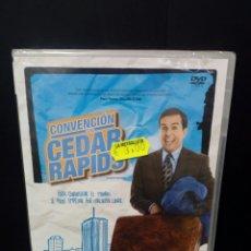 Cine: CONVENCIÓN EN CEDAR RAPIDS DVD. Lote 151367966