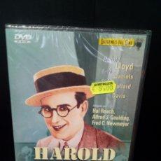 Cine: HAROLD LLOYD EL REY DE LA COMEDIA DVD. Lote 151368430
