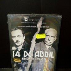 Cine: 14 DE ABRIL DVD. Lote 151369801