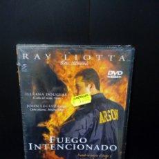 Cine: FUEGO INTENCIONADO DVD. Lote 151369969
