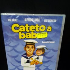Cine: CATETO A BABOR DVD. Lote 151370881