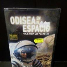 Cine: ODISEA EN EL ESPACIO DVD DOCUMENTAL. Lote 151374352