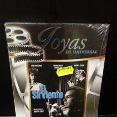 Cine: EL SIRVIENTE DVD. Lote 151374700