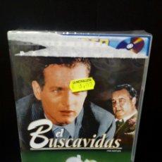 Cine: EL BUSCAVIDAS DVD. Lote 151374972