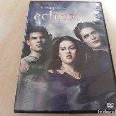 Cine: ECLIPSE DVD DE STEPHENIE MEYER. Lote 150301314