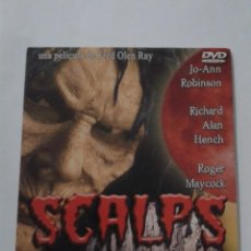 Cine: SCALPS. FRED OLEN RAY. DVD. Lote 151421558