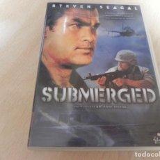Cine: SUBMERGED DVD STEVEN SEAGAL DVD . Lote 151426254