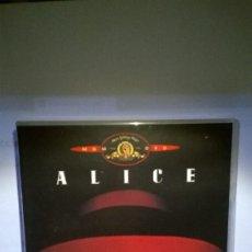 Cine: ALICE WOODY ALLEN AUDIO ESPAÑOL COMO NUEVA. Lote 151457018