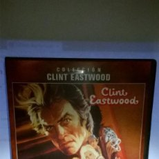Cine: LA GRAN PELEA CLINT EASTWOOD COMO NUEVA. Lote 151457542