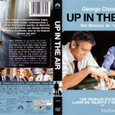 Cine: UP IN THE AIR - JASON REITMAN. Lote 151460002