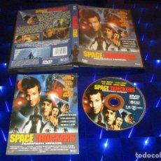 Cine: SPACE TRUCKERS ( TRANSPORTE ESPACIAL ) - DVD - E. 5148 - TRIPICTURES - DENNIS HOPPER .... Lote 151536794