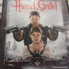 Cine: HANSEL Y GRETEL CAZADORES DE BRUJAS . Lote 151545970